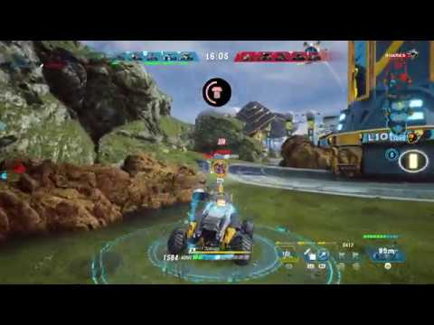 Switchblade PS4 Competitive Mode