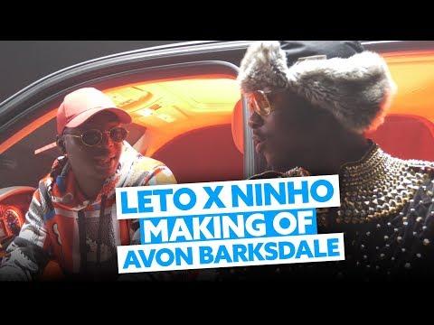 Leto feat Ninho - Dans les coulisses du clip 'Avon Barksdale'
