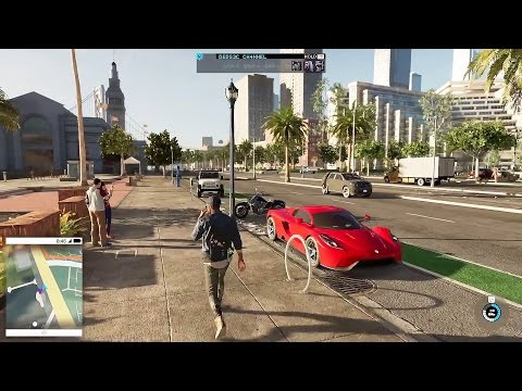 WATCH DOGS 2 - Gameplay Walkthrough (E3 2016)