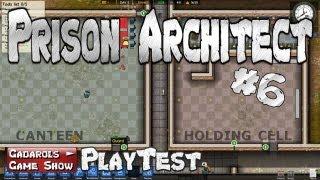 Prison Architect #06 Der Gefängnis Simulator und Manager deutsch HD