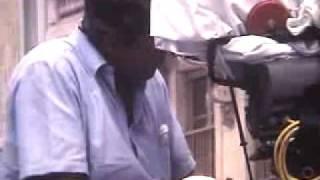 Reportage sur le tournage de CANICULE d'yves BOISSAY 1984