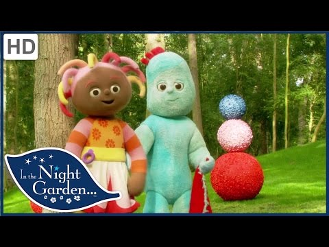 In the Night Garden  - COMPILATION: All Aboard the Ninky Nonk + The Prettiest Flower (HD)