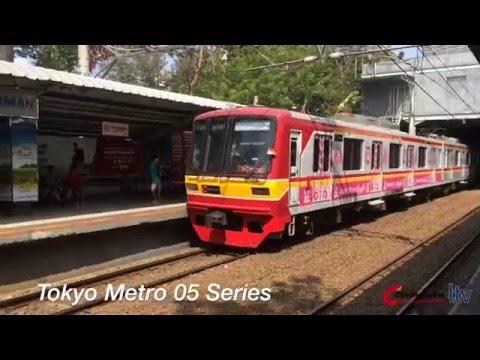 KRL Commuter Line - Jabodetabek Commuter Railway System