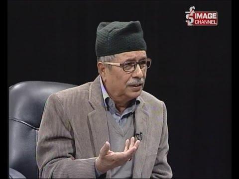 Image Sambad - Interview with Surya Nath Upadhyay\सुर्यनाथ उपाध्याय - Kartik 23