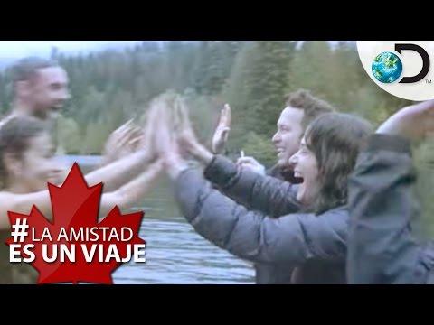 Whistler: Un lugar mágico lleno de secretos Ep. 5 - La Amistad es un Viaje l Discovery Channel
