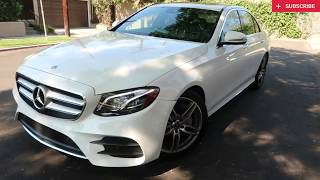 2018 Mercedes E 300 Amazing Tech !!! How good really is?