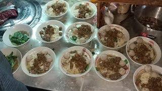 GAK NYANGKA !!! MIE AYAM BAKSO CUMAN RP 10 RIBU!! PAKE BAKSO ! | YOGYAKARTA STREET FOOD #BikinNgiler