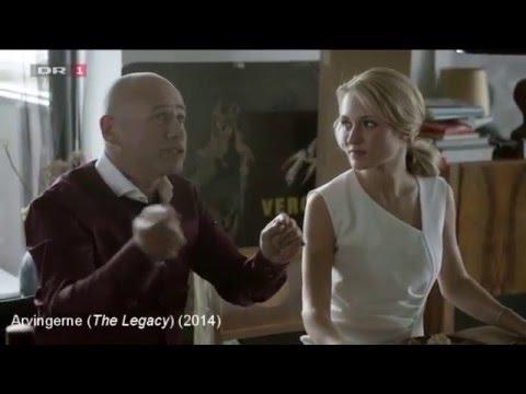Nika Khitrova in The Legacy Danish: Arvingerne TV Drama