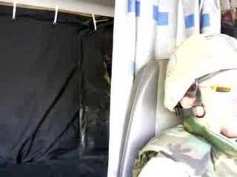 Keven Dagit kbr truck in Iraq he was killed in
