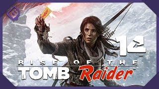 Let's Play Rise of the Tomb Raider - Part 14 - Sidequests! [blind][Deutsch/German]
