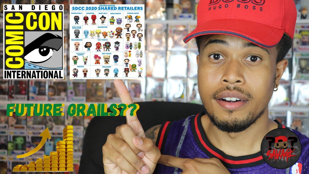 SDCC Funko Pop Thoughts, Predictions and Potential Grails!! | Speculation Saturdays #6