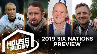2019 Six Nations Special: Simon Zebo, Shane Williams, Mike Tindall & Rory Lawson | House of Rugby 16