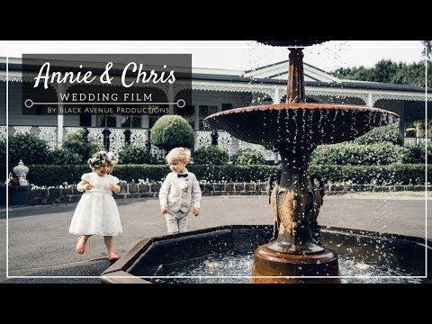 [Wedding film] Annie and Chris at Ballara Receptions