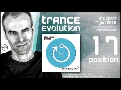 Trance Evolution Chart - 17 January 2018