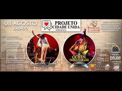Assista: Queen Tribute Brazil e Tributo a Michael Jackson - Res. Portal dos Clássicos
