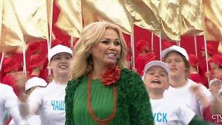 Инна Афанасьева Родны край Парад в День Независимости Минск 3 июля 2018