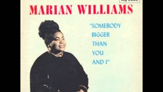 Marion Williams  The Lord Only Knows