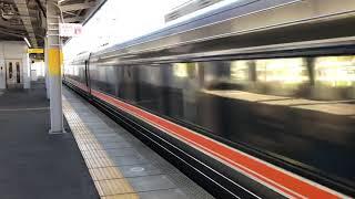383系 特急しなの9号長野行き JR中央線
