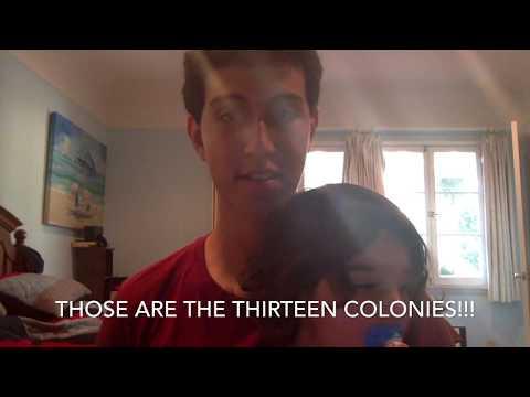 13 Colonies Song