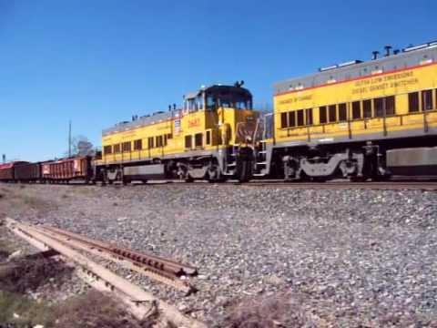 genset-locomotives