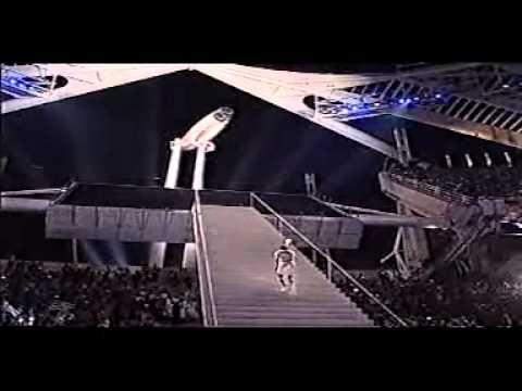 Athene 2004 - Lightning of the Olympic Cauldron