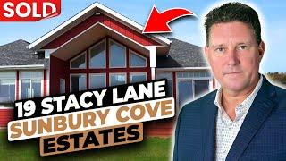 19 Stacy Lane Sunbury Cove Estates St Nicholas PEI Waterfront House for sale