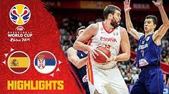 Spain v Serbia - Highlights - FIBA Basketball World Cup 2019