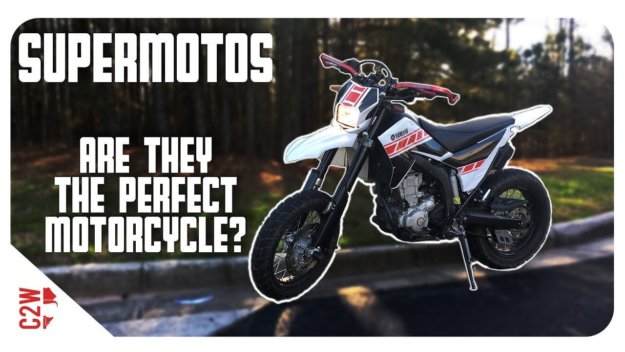 Supermoto | Is it the perfect motorcycle? - YouTube