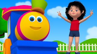 Bob The Train | Chubby Cheeks | Nursery Rhymes From Kids TV