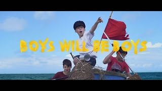 OLYMPIA FIELDS - Boys Will Be Boys - (Official Music Vidéo)