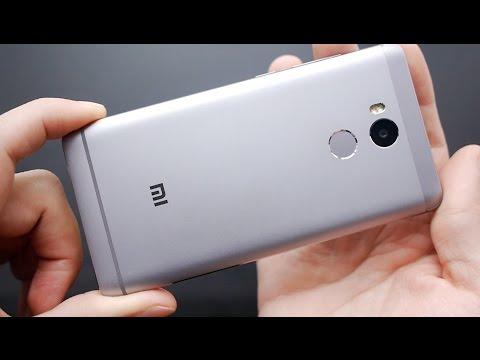 Обзор Xiaomi Redmi 4 (Qualcomm 625)