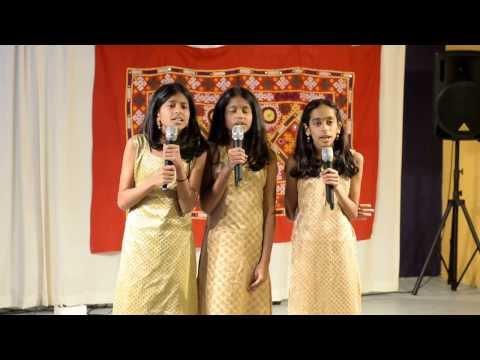 11 year old Palle Triplets sing Butterflies Zendaya
