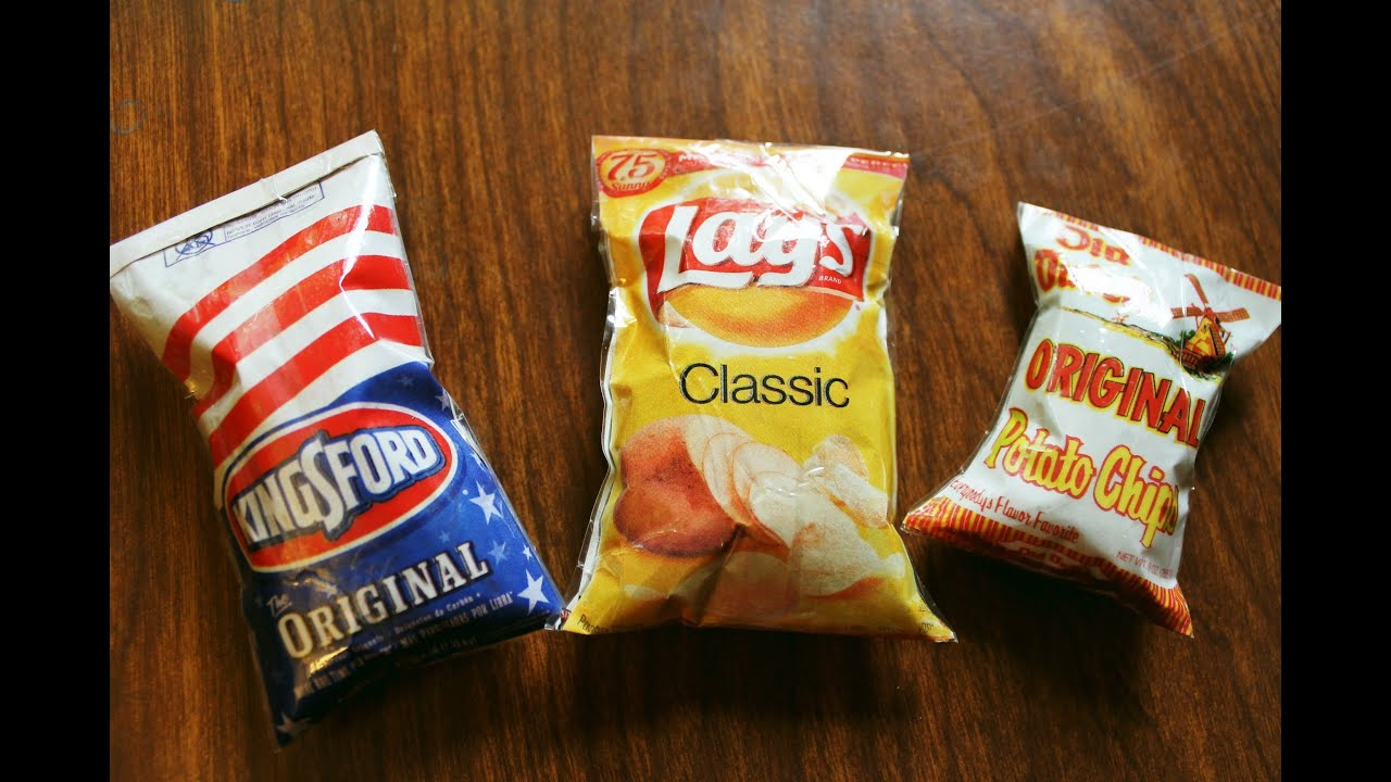 Diy Miniature Fast Foods From Froggy Stuff
