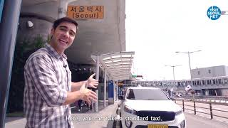 From airport to hotel [how to take a taxi]