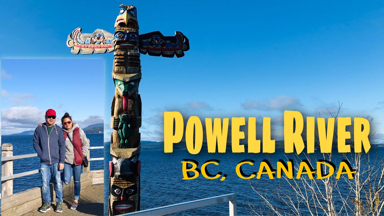 River bc powell Powell River,