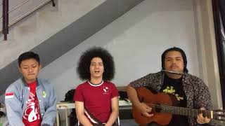 Berkibarlah Bendera Negeriku - the Glory Band   Acoustic Band Festival   Purwokerto