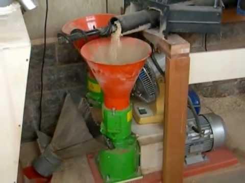 pellettatrice pellet mill impianto automatico
