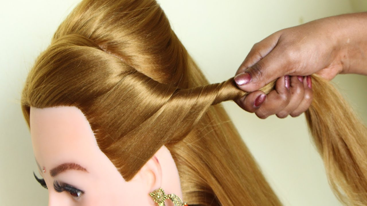 Wedding Prom Hairstyles For Long Hair Bridal Updo Hairstyle