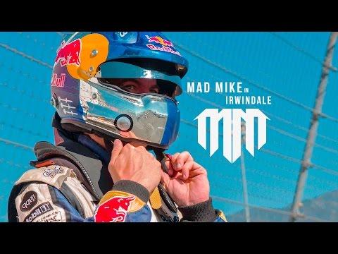 Mad Mike Formula Drift Round 7 Irwindale, CA 2015