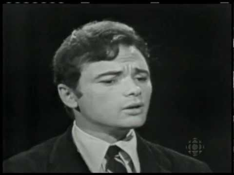 Moses Znaimer duced by Paul Soles and Adrienne Clarkson on CBC's Take 30 1967