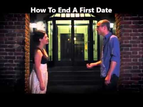 how to end first email online dating