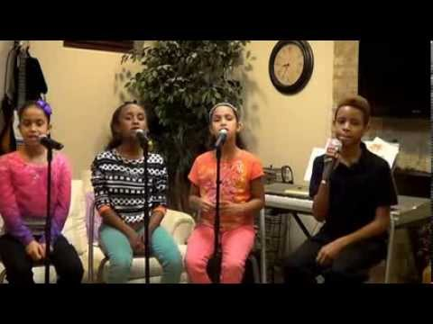 3lg featuring Adonis Coleman singing 'Bless The Lord' by Myron Butler