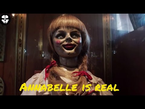 The True Story of Annabelle-The most Haunted Doll !! Real Paranormal Story!! 💀💀💀