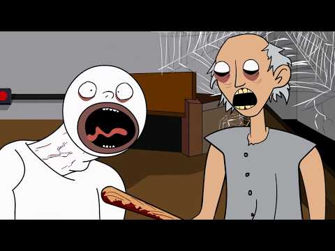 GRANNY THE HORROR GAME ANIMATION COMPILATION #11 : The MOVIE