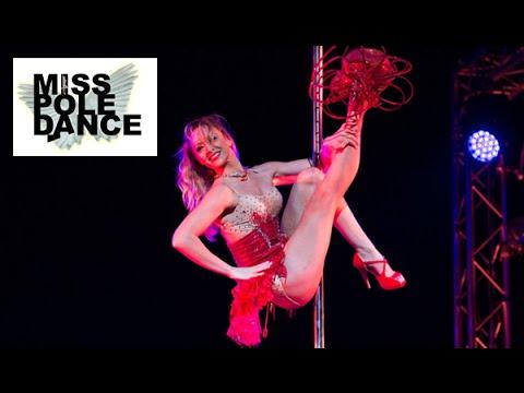 Nadia Budurusi - Miss Pole Dance UK 2015 - Official Video