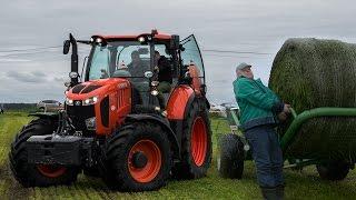 Bardzo Mokre Kubota Tractor Show 2017 Młynkowo