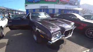 Mototechna Classic: Krásná auta! Vlog?