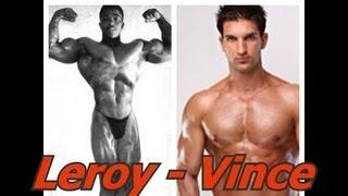 Vince DelMonte vs. Leroy Colbert