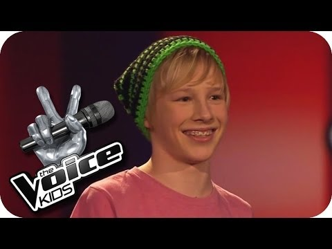 James Morrison - I Won't Let You Go (Laurin) | The Voice Kids 2013 | Blind Auditions | SAT.1