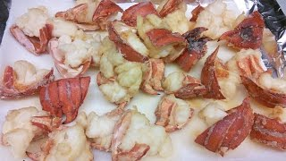 Cantonese Style Lobster - March 9th 2015